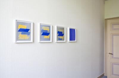 Katja Mater, 'Parallel Planes'