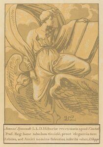John Skippe after Parmigianino, 'Saint John the Evangelist', 1771