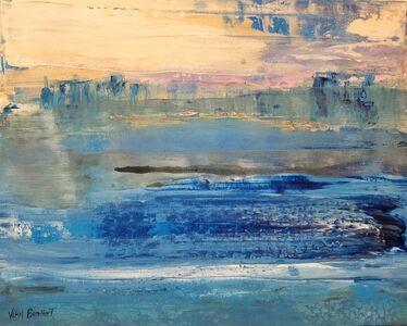 Vian Borchert, 'Distant City By The Sea', 2019