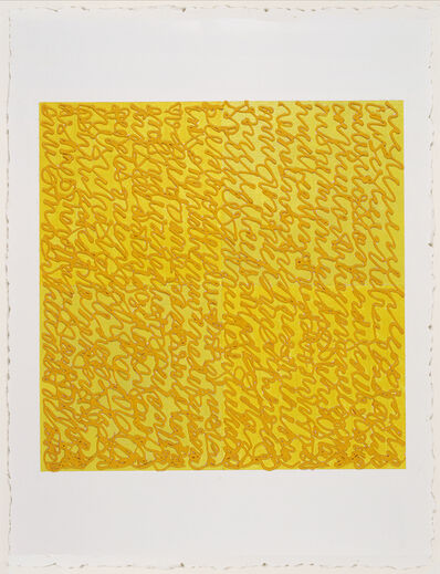Louise P. Sloane, 'Yellows', 2016