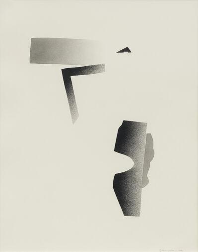 Deborah Remington, 'Trace Series #1', 1980