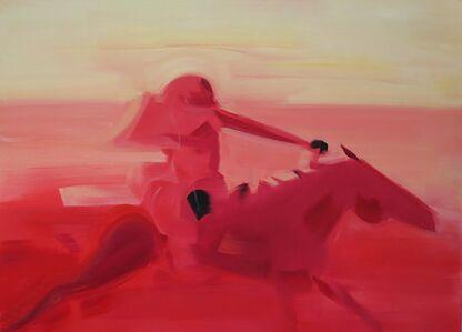 Susie Hamilton, 'Sunset Rider', 2013