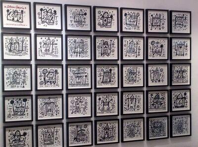 Alan Davie, '34 Variations on a Theme Boxed Set', 2003