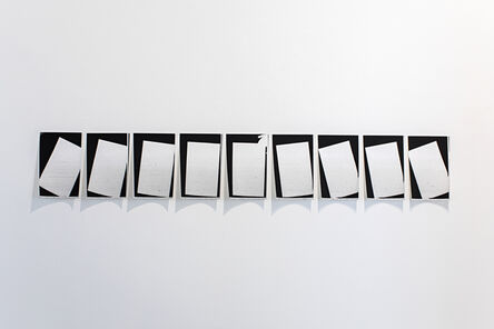Leticia Ramos, 'Carta Branca', 2018
