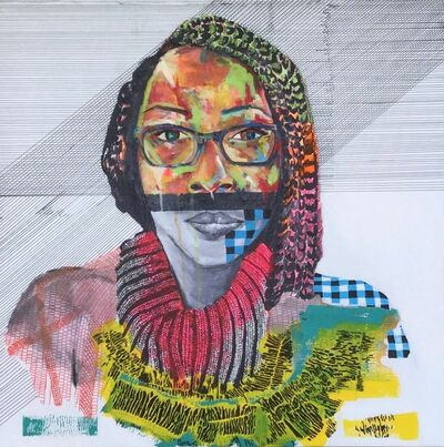 Jessica Maria Hopkins, 'Patterns of Identity', 2020