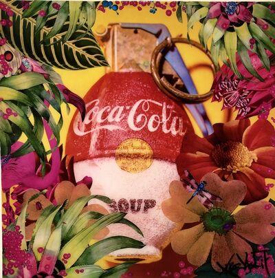 David Krovblit, 'Coca-Cola Grenade ', 2019