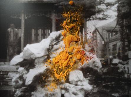 Brigitte Spiegeler, 'Prophecies and Evocations (serie Dragon's Dust)', 2017