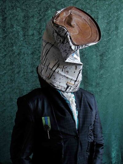 Thorsten Brinkmann, 'Sir Knickrik', 2012
