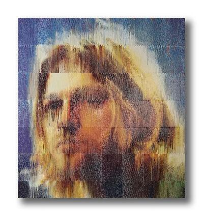 Bradley Hart, 'Cobain (Reflection) ', 2020