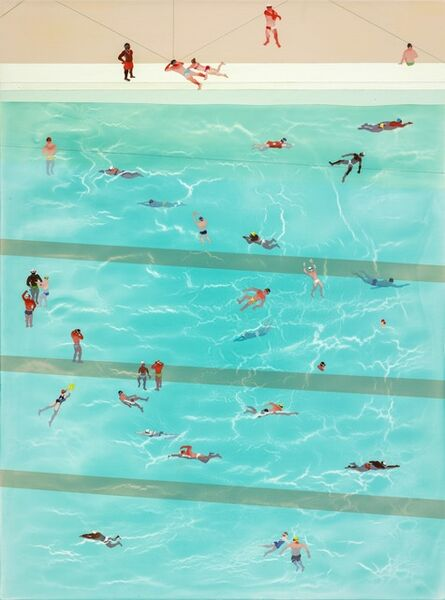 Yang-Tsung Fan, 'Tiny Pool ', 2015