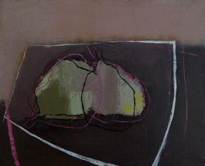 Sarah Picon, '2 Poires Sur une Table Grise', 2012