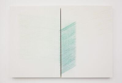 Sofie Thorsen, 'Malachit, green Earth, heliogen Green', 2014