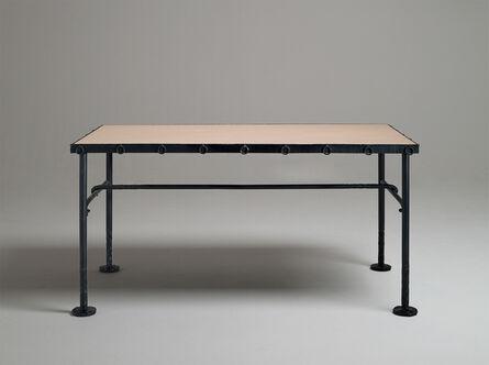 Elizabeth Garouste and Mattia Bonetti, 'Desk 'Chequered'', 1989