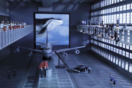 Cao Fei, 'La Town: Airport', 2014