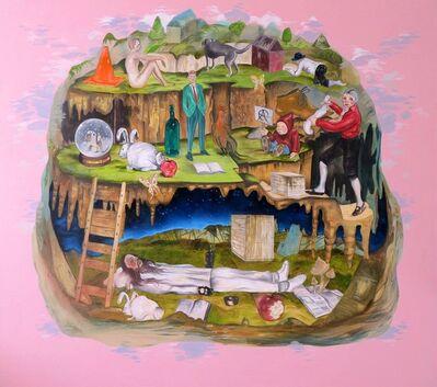 Noah Becker, 'Death of A Hippie', 2010