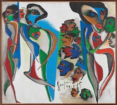 Ivan Serpa, 'Eles e Elas', 1965