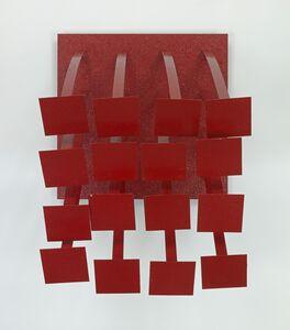 Lygia Pape, 'Red Amazonino (Amazonino Vermelho)', 1989/2003