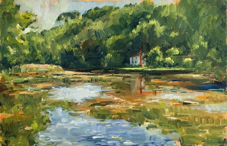 Tina Orsolic Dalessio, 'Reflections Stony Brook', 2019