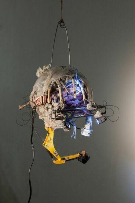 Mathis Altmann, 'Immaterial Capital', 2015