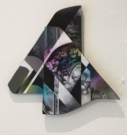 Hueman, 'Obsidian III', 2015
