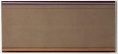Kenneth Noland, 'Gipsy Wagon', 1970