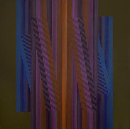 Ary Brizzi, 'Interacción Nº10', 1968