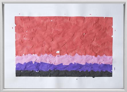 Rodrigo González Castellanos, 'Desgaste de la psicología del color, Sexualidad', 2020