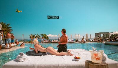 Locker Room, 'New York is Dead: Miami I', 2021