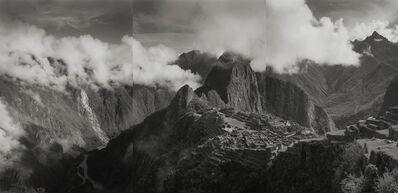 Kenro Izu, 'Machu Pichu #6', 2001