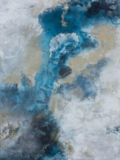 "Sheryl Daane Chesnut, '""Islands""', 2018"