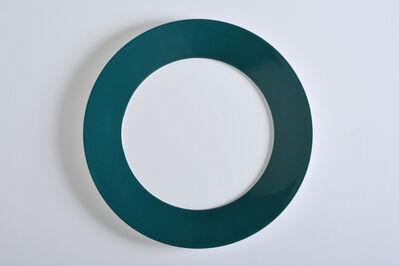 Scholten & Baijings, 'N°1 Adjusted blue-green', 2017