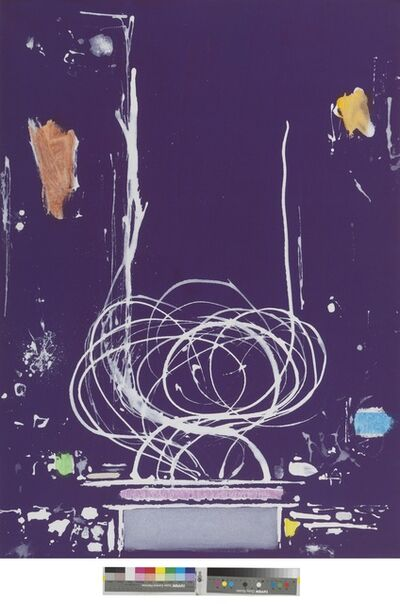 Dan Christensen, 'Saprissa', 2002