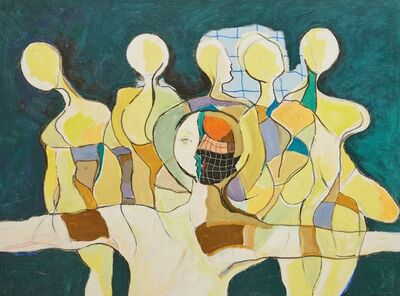 Heitham Adjina, 'Attraction ', 2017