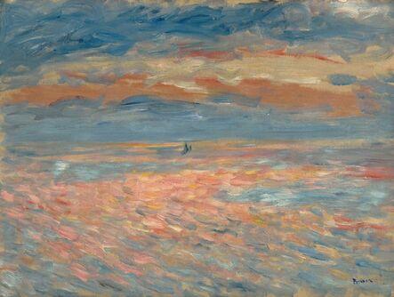Pierre-Auguste Renoir, 'Sunset', 1879 or 1881