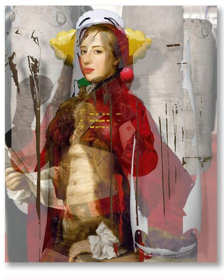 Deborah Oropallo, 'The Fighter', 2015