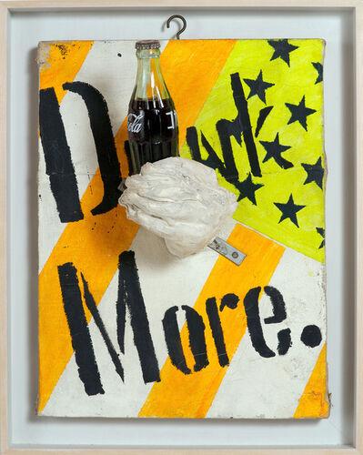 Ushio Shinohara 篠原 有司男, 'Drink More', 1964