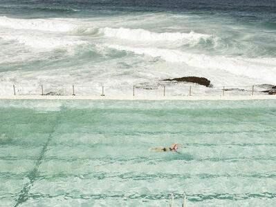 Josef Hoflehner, 'Bondi Baths, Sydney, Australia', 2011