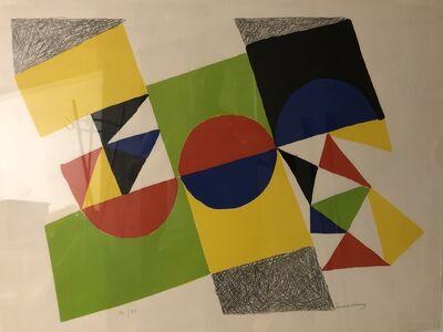 Sonia Delaunay, 'Composition', 1885-1979