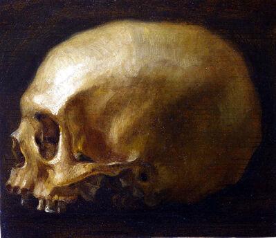 Ubaldo Gandolfi, 'Skull', 1770