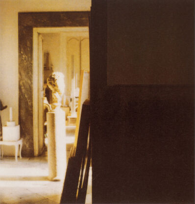 Cy Twombly, 'Interior (Rome)', 2003