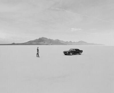 Tyler Shields, 'Salt Flats', 2017
