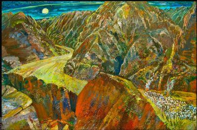 Thelma Appel, 'Exodus by Moonlight', 1999