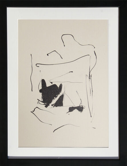 Robert Motherwell, 'Octavio Paz, Three Poems XIII', 1987