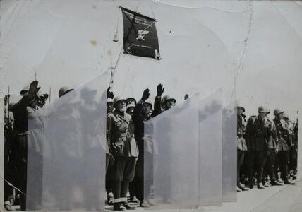 Giovanni Morbin, 'L` angolo del saluto', 2007