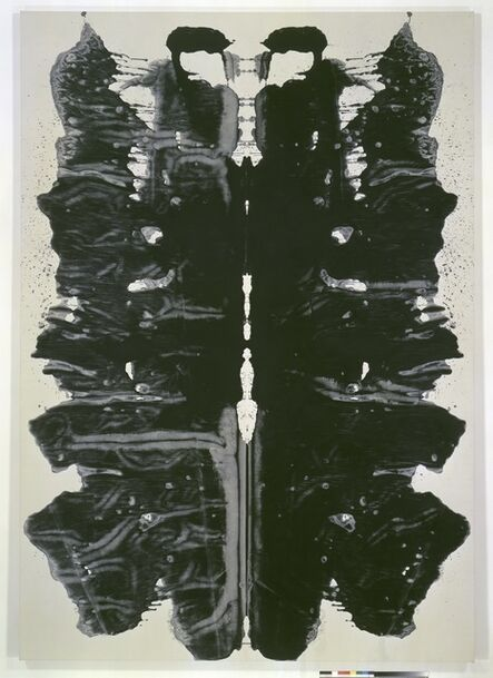 Andy Warhol, 'Rorschach', 1984