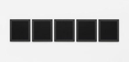 Hadi Tabatabai, 'Thread Painting 2015-5', 2015