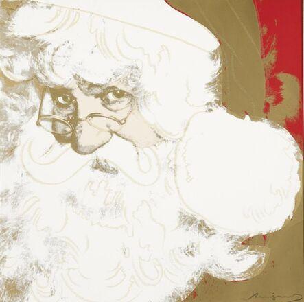 Andy Warhol, 'Santa Claus (FS II.266) ', Screenprint on Lenox Museum Board