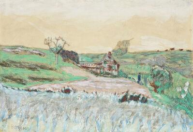 Pierre Bonnard, 'Maison dans la Vallee', 1922