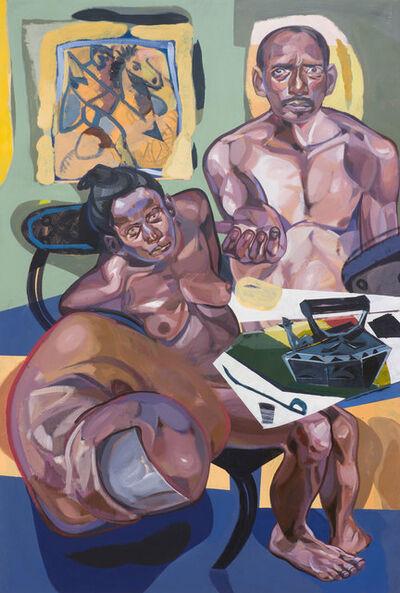 Nigatu Tsehay, 'I Exist XI ', 2020