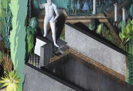 Julius Hofmann, 'Pantani', 2017
